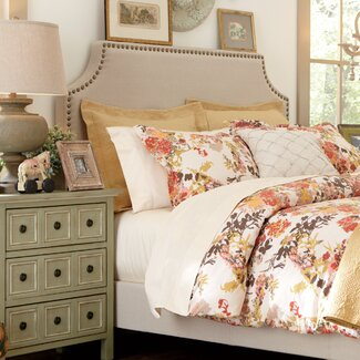 Anna Upholstered Headboard by Birch Lane