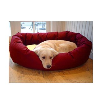 majestic pet bagel dog bed in