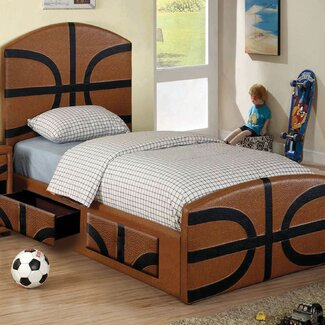 Basketball Furniture Totally Kids Totally Bedrooms Kids Bedroom Ideas