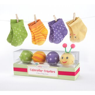 baby-gift-baskets-caterpillar-crawlers-socks-gift-set