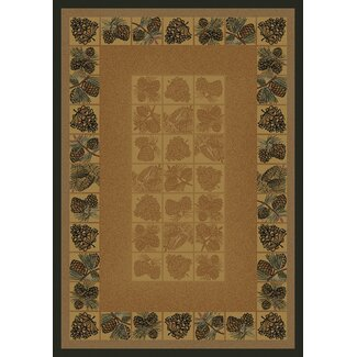 United Weavers Pinecone Rug