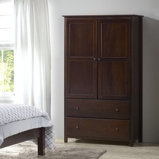 Bevers TV-Armoire by Grain Wood Furniture