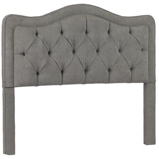 Blair Upholstered Panel Headboard by Darby Home Co