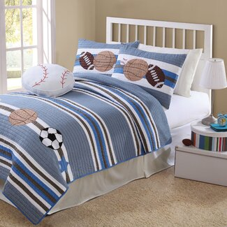 PEM America Winner Takes All Bedding Collection - Winner Takes All-Series