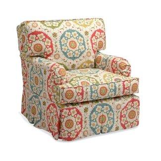 Amber Accent Glider Chair