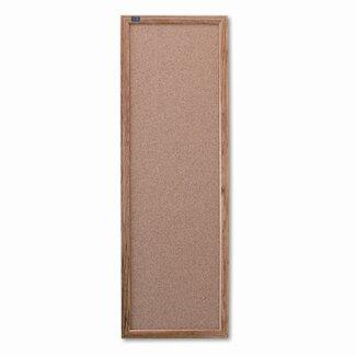 cork fiberboard  12 x 36