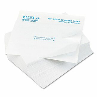 PM COMPANY Postage Meter Double Tape Sheets for Neopost & Pitney ...