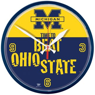 Collegiate+12.75%22+Wall+Clocks+-+Michig