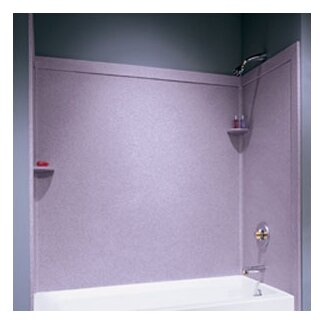 Shower doors bathroom fixtures compare prices reviews and for Tub wall liners