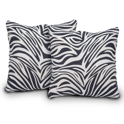Bella Microsuede Throw Pillow