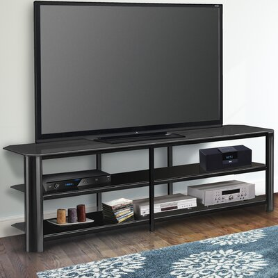 Oxima EZ TV Stand Width of TV Stand: 20 H x 73 W x 16.75 D