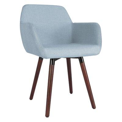 Brockton Side Chair Upholstery: Soft Blue