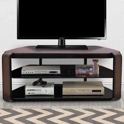 Bailee 55 TV Stand Color: Rustic Espresso