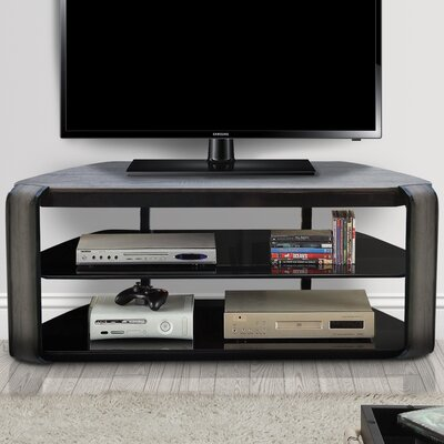 Bailee 55 TV Stand Color: Smoke Gray