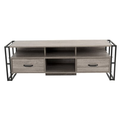 Caspian 55.12 TV stand with Drawer
