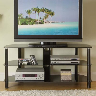 Concord 52 TV Stand Width of TV Stand: 24 H x 52 W x 19 D