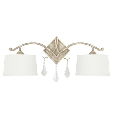Harlow 2-Light Wall Sconce
