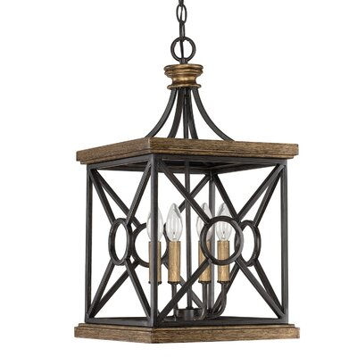 Landon 4-Light Foyer Pendant