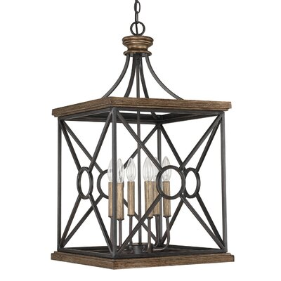 Landon 6-Light Foyer Pendant