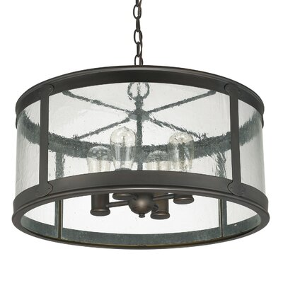Dylan 4-Light Outdoor Pendant