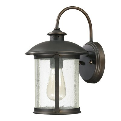 Dylan 1-Light Outdoor Wall Lantern
