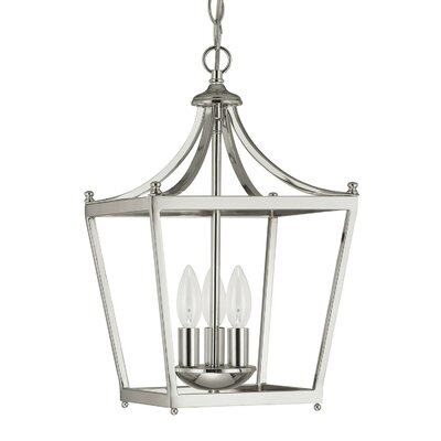 Huntwood Pendant Finish: Polished Nickel