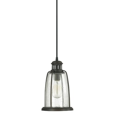 1-Light Outdoor Pendant Finish: Old Bronze