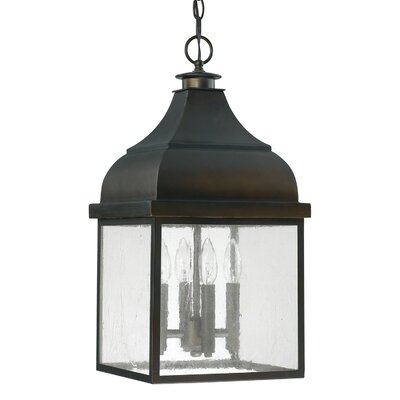 Westridge 4-Light Outdoor Hanging Lantern