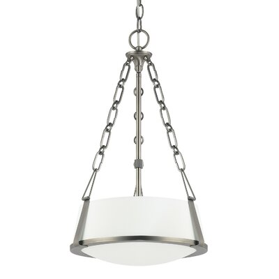 East Village 2-Light Bowl Pendant