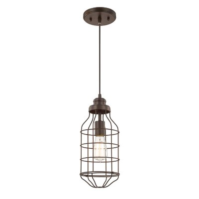 Levelland 1-Light Mini Pendant