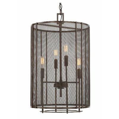 Bennett 4-light Foyer Fixture