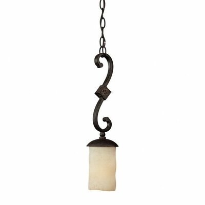 River Crest 1-Light Mini Pendant