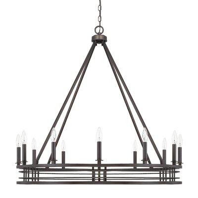 Villenova 12-Light Candle-Style Chandelier