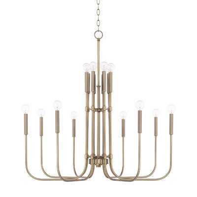 Floyd 16-Light Candle-Style Chandelier