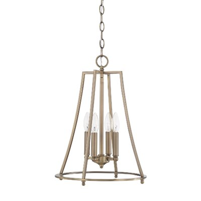 Leigh 4-Light Foyer Pendant