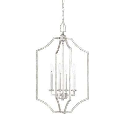 Woodbine 4-Light Foyer Pendant