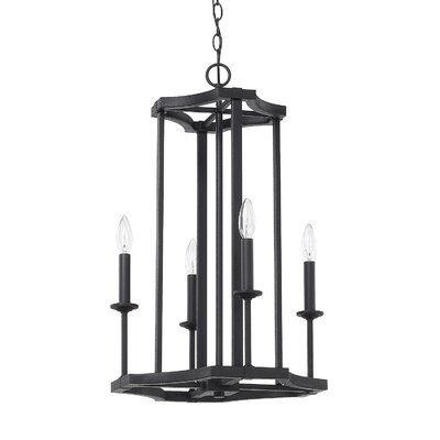 Mcdowell 4-Light Foyer Pendant