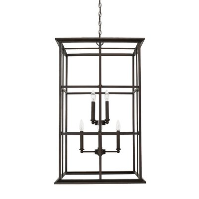 Lipan 8-Light Foyer Pendant