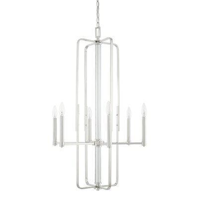 Willie 6-Light Foyer Pendant