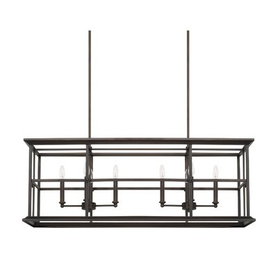Lipan 8-Light Kitchen Island Pendant