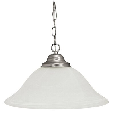 Lubin 1-Light Inverted Pendant