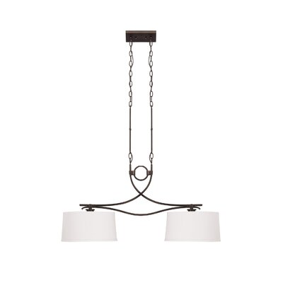 Chastain 2-Light Kitchen Island Pendant