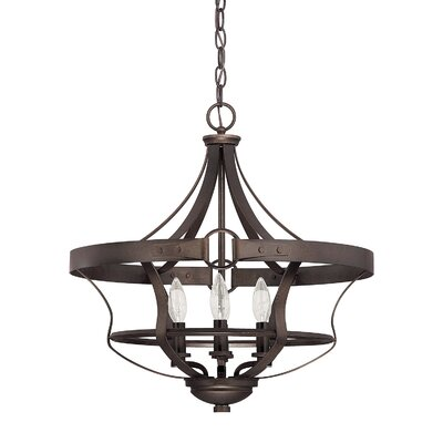 Chastain 4-Light Foyer Pendant