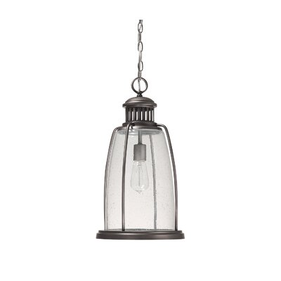 Capital Lighting Harbour 1-light Outdoor Pendant