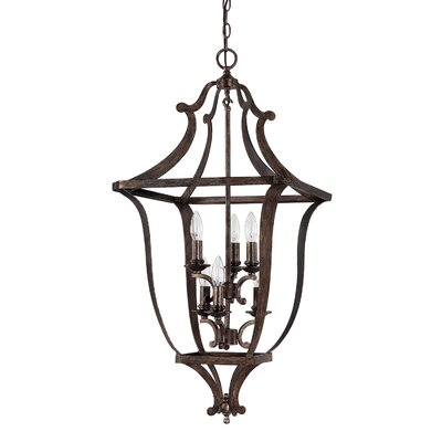 Corday 6-Light Foyer Pendant