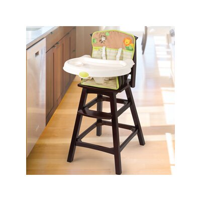 Summer Infant Swingin Safari Wood High Chair 25210