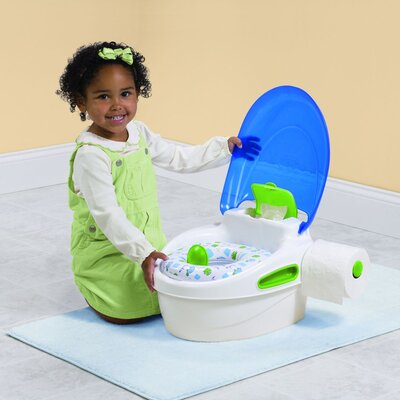 Summer Infant Step-by-Step Potty Trainer and Step Stool at Sears.com