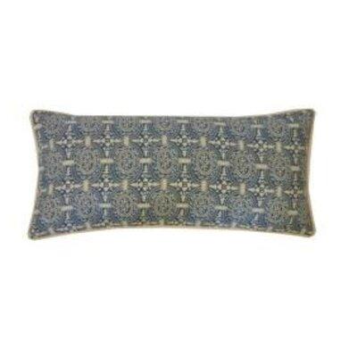 Stamps Lumbar Pillow