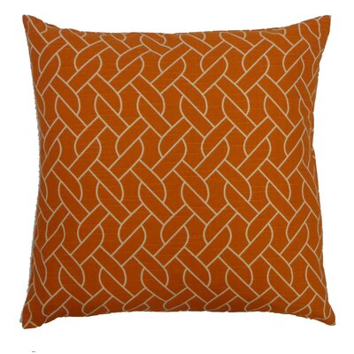 Rope Cotton Throw Pillow