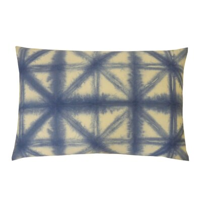 Bright and Fresh Butterfly Effect Cotton Lumbar Pillow